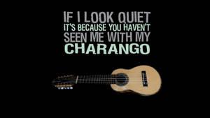 The Quiet Charango Wallpaper