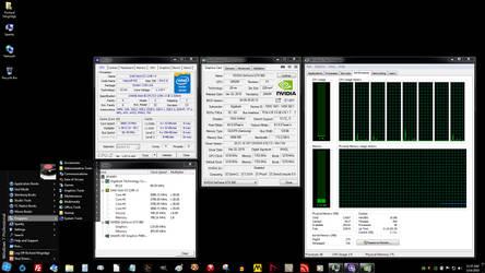 Windows 7 on Spanky - Performance Checking Tools by slowdog294