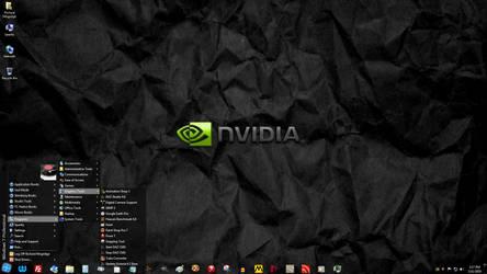 Windows 7 on Spanky - Powered by NVidia by slowdog294