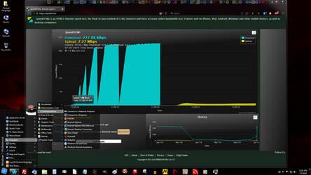 Windows 7 on Spanky - Nystal's Magic Network