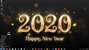 Windows 7 on Spanky - Happy 2020