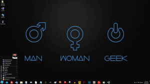 Windows 7 on Spanky - Gender