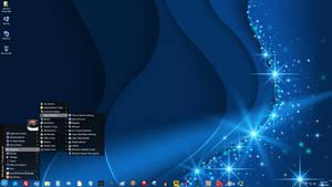 Windows 7 on Spanky - Wild Blue Yonder 2