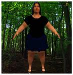 Rosita in Woods 1