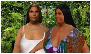 Morales Sisters 1