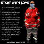 Start With Love dA Poster