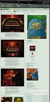 My Old dA Page