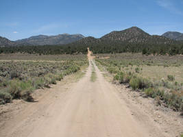The Road To Kennedy Meadows