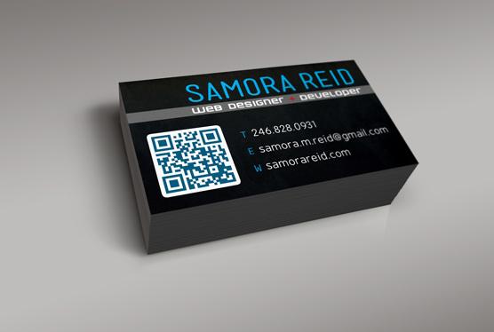 Qr code business card by samosuki on deviantart qr code business card by samosuki reheart Choice Image
