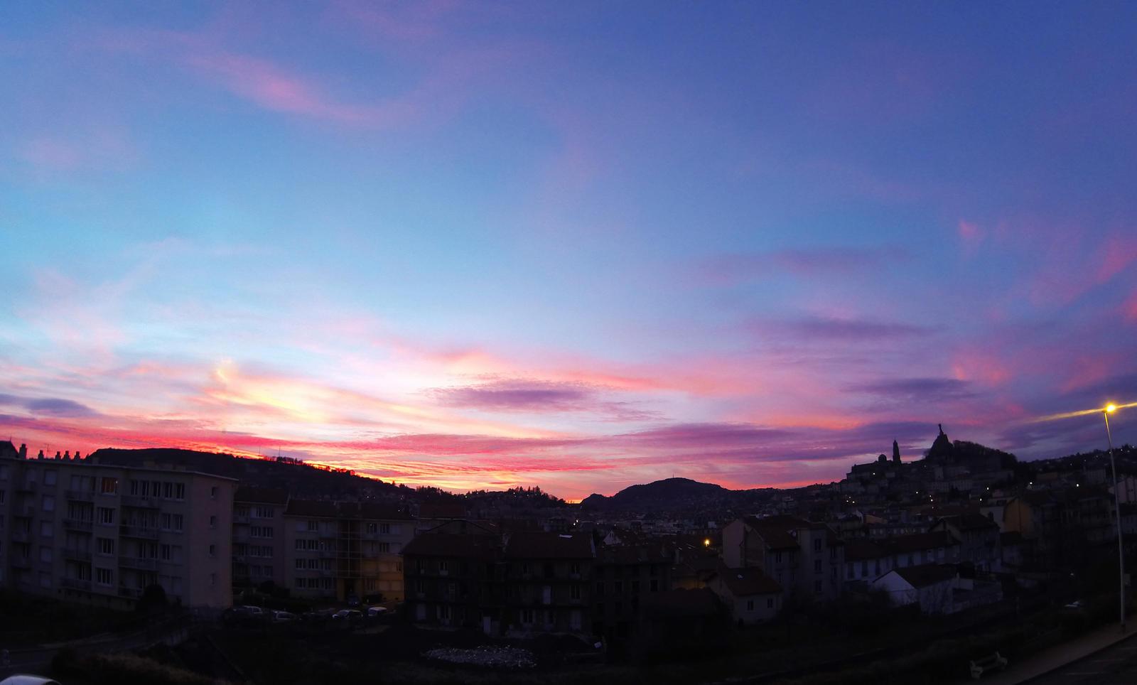 LPV ciel rose