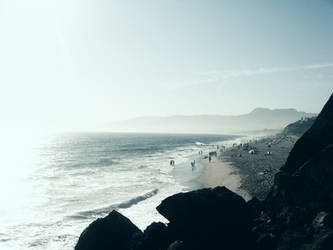 Zuma beach II by XaBe20