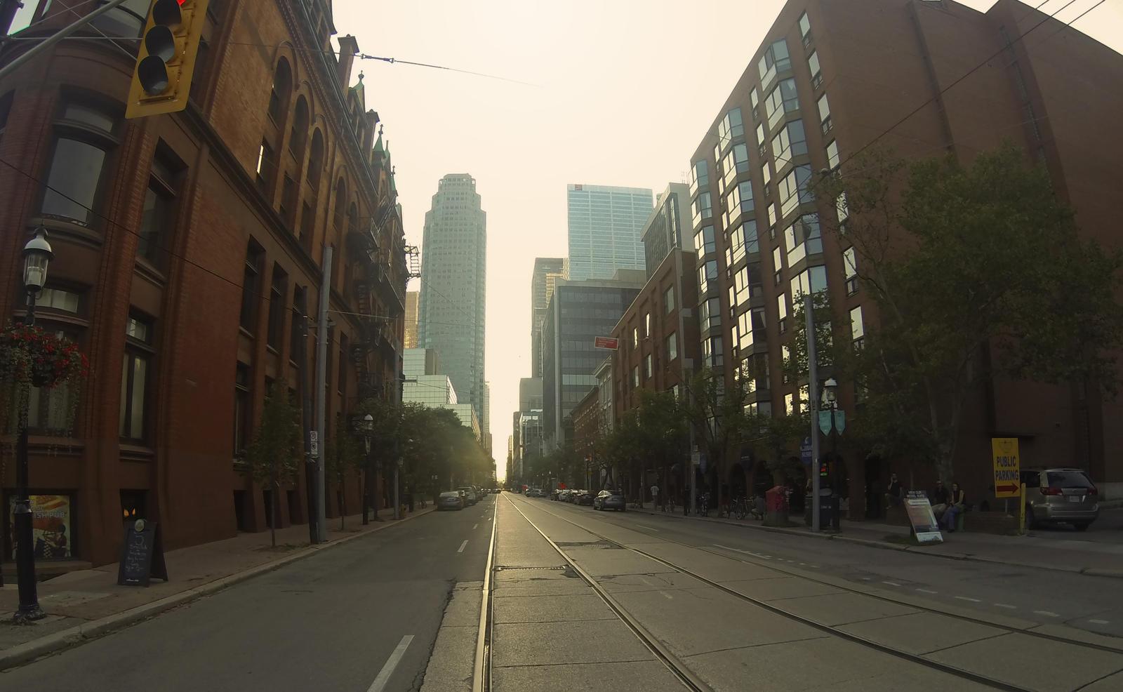 Wellington St, Toronto