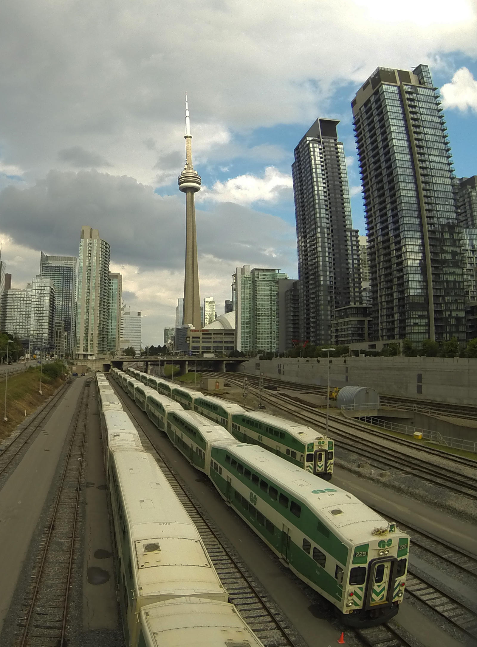Toronto station