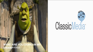 Shrek Encounters     Classic Media