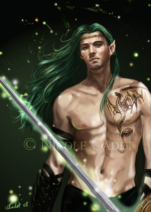 Dragon Sidhe by NicoleCadet