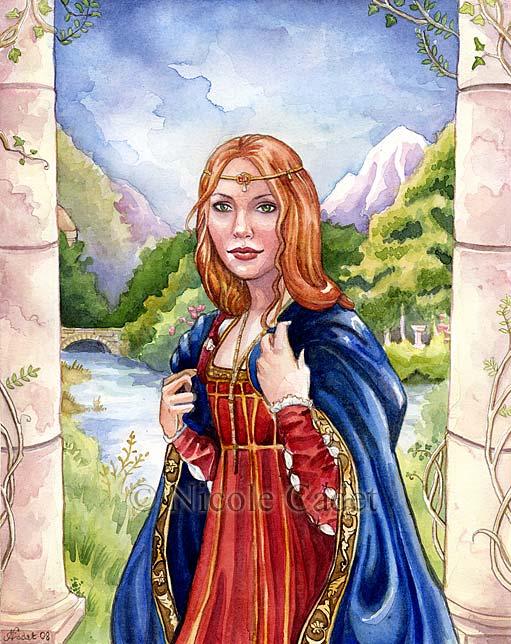 16th Century Fantasy by NicoleCadet