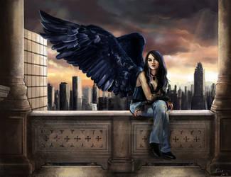 Urban Angel - Armana by NicoleCadet