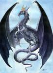 Black Dragon Tiamat Commission