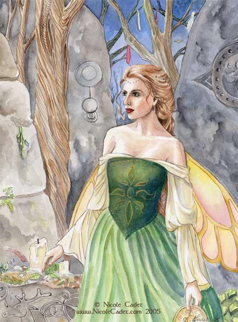 Stone Magick by NicoleCadet