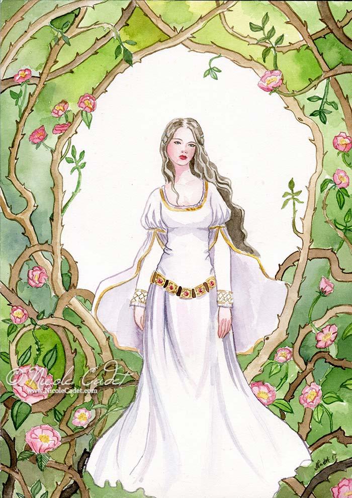 Briar Rose by NicoleCadet