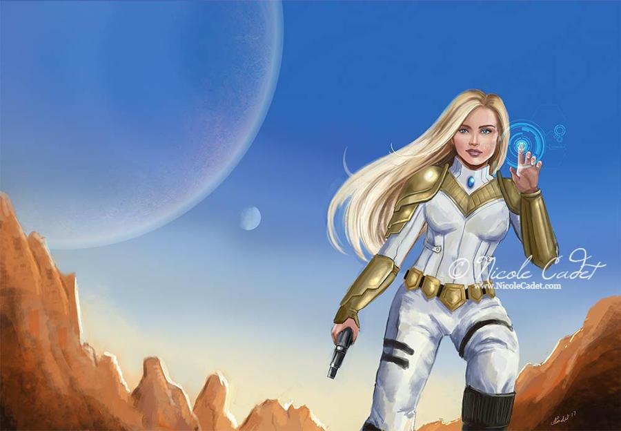 Star Runner by NicoleCadet