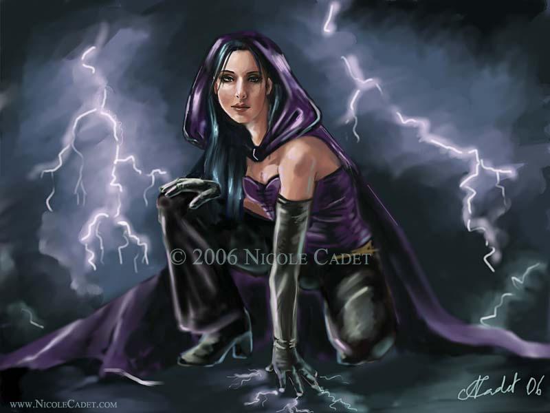 Storm Bringer by NicoleCadet