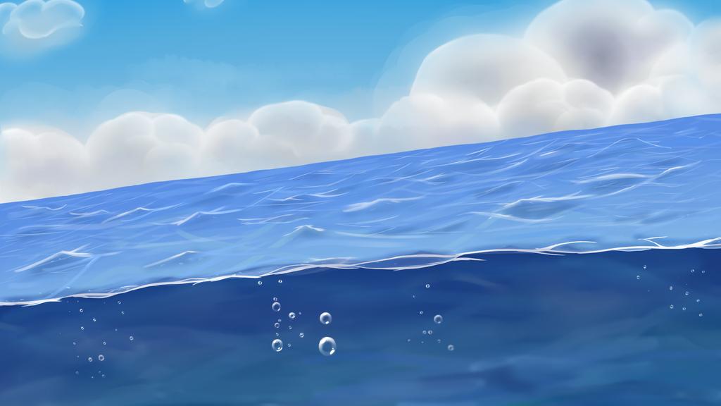 Sea by GeorgiAir
