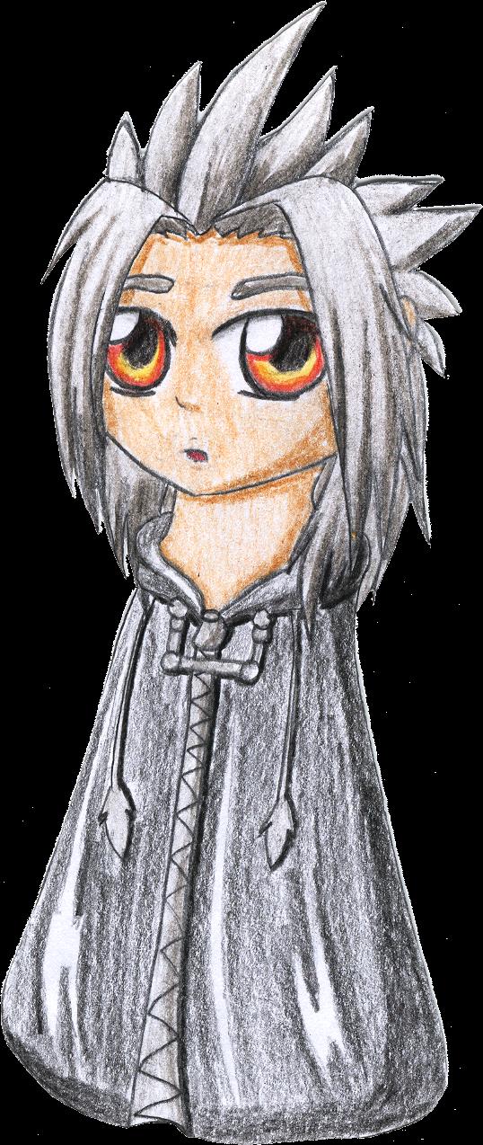 Xemnas Chibi by WyvernfangXemnas Kingdom Hearts Chibi