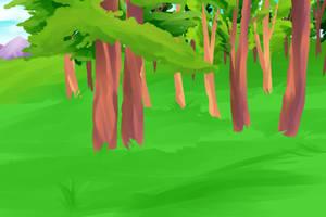 Forest Background 2 by DerpInc