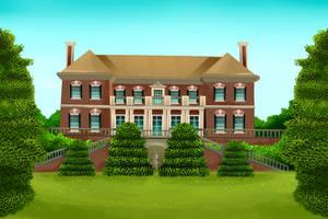 Big house Background by DerpInc