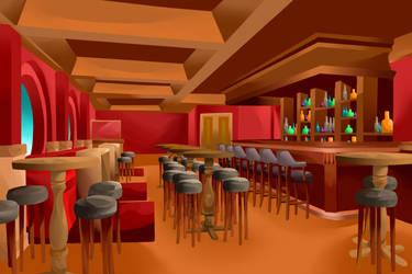 Pub Background by DerpInc