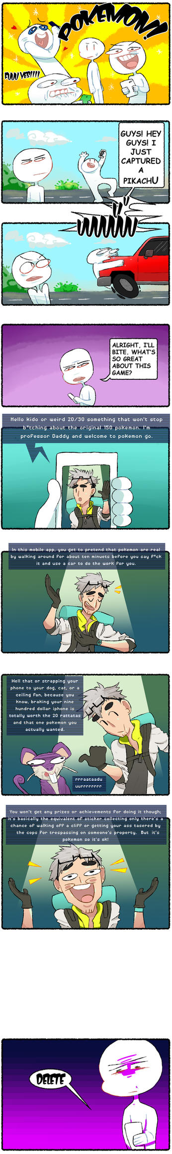 Pokemon Go by DerpInc