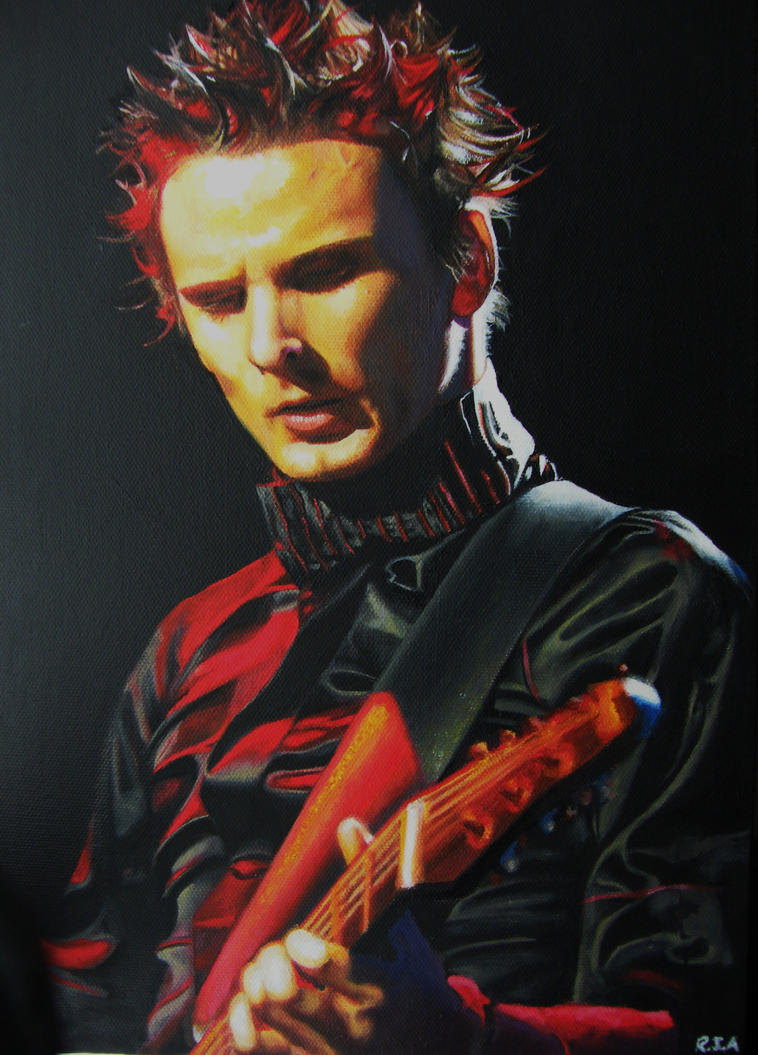 Matt Bellamy by TSOR1