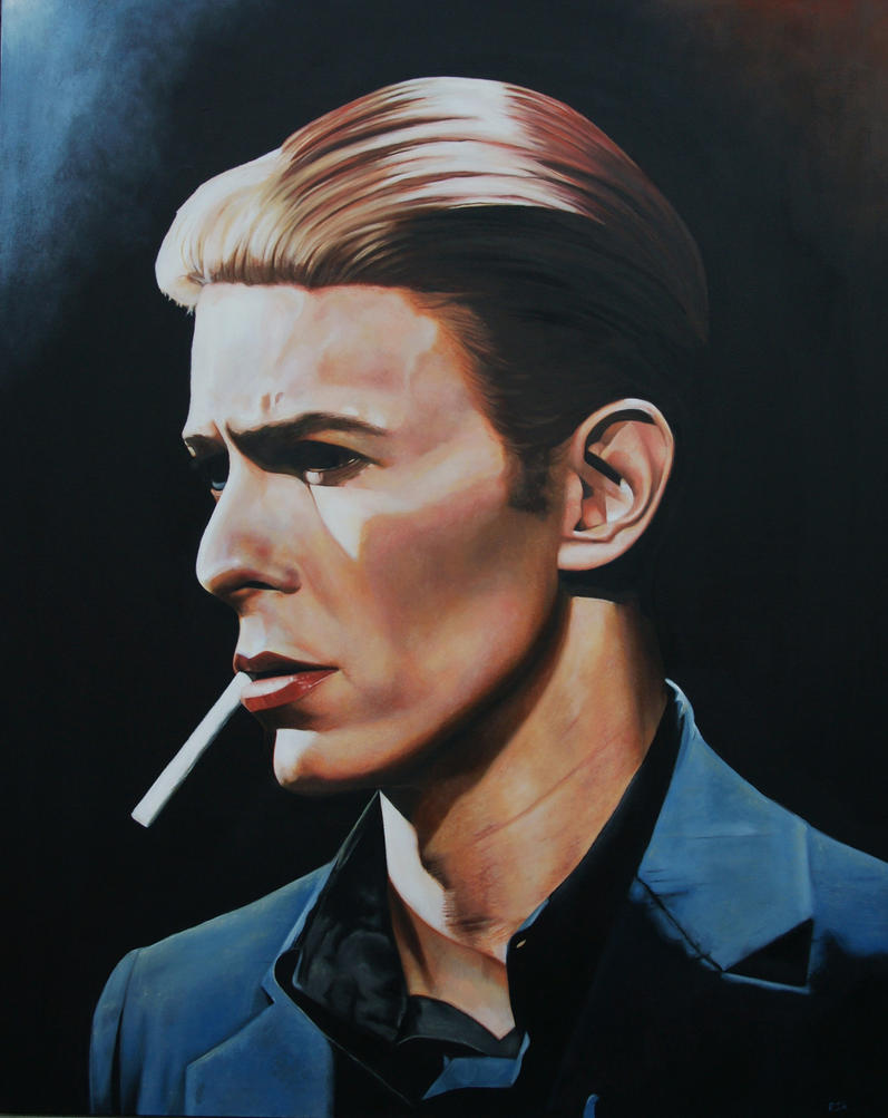 David Bowie by TSOR1