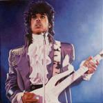 Prince Purple Rain by TSOR1
