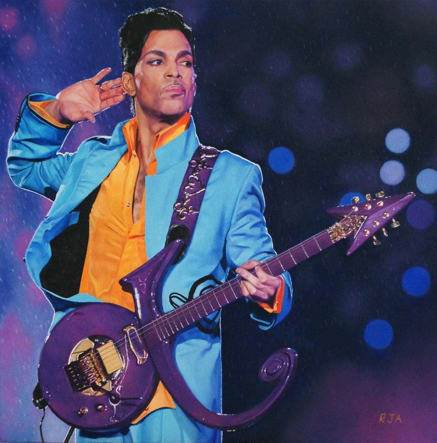 Prince Purple Rain 2 by TSOR1