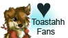 Toastahh group icon or stamp by MaiMaiYay