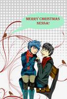 Merry Xmas Nessa by SantasLittleHelpers