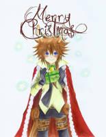 Merry Christmas Sorakawa by SantasLittleHelpers