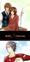 Merry Christmas Mae '09 by SantasLittleHelpers