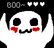 Boo~ Icon by pkmnfanforever
