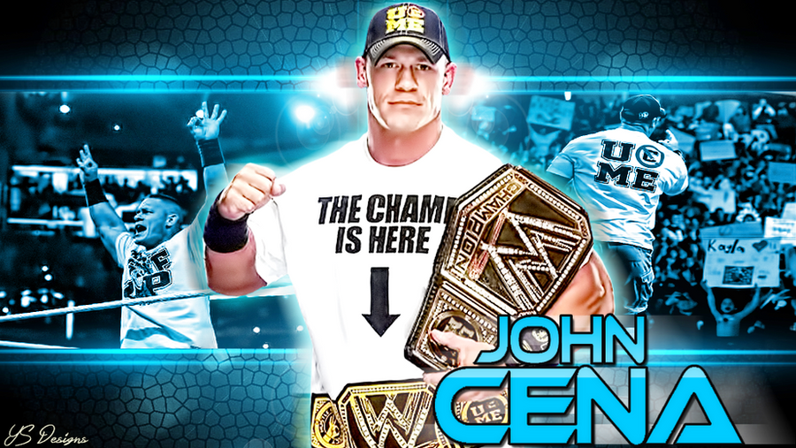 John Cena Wallpaper by YousufSaleem on DeviantArt