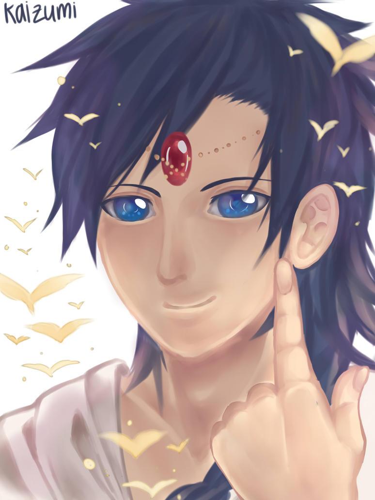 Aladdin Magi by KaizumiElric2210