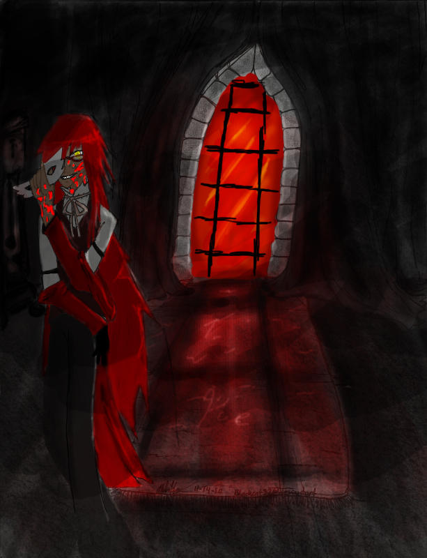 the importance of the setting in the masque of red death by edgar allan poe Poe's most prolific use of color in the story is his use of both red, which to him symbolized terror, horror, an ending of life and black, which symbolized death and destruction the final room, the red and black room, faces west, which represents the setting sun.