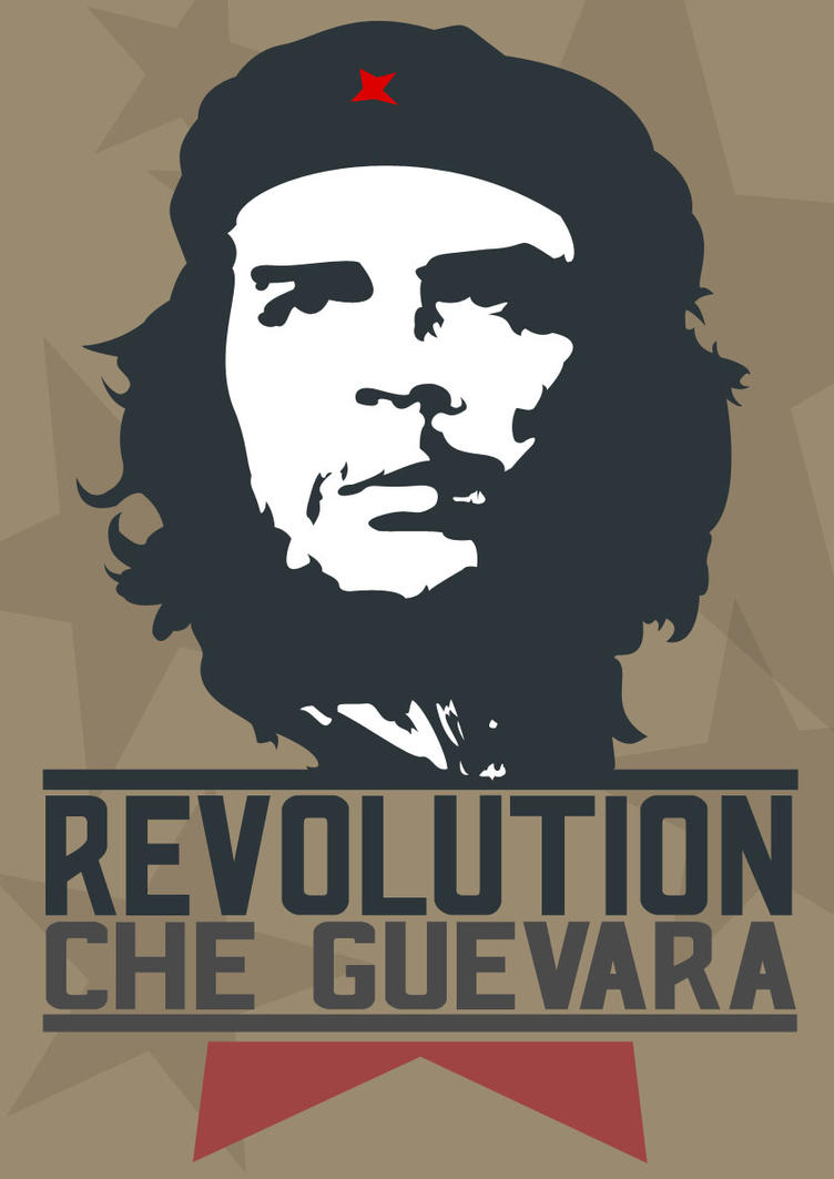 Che - Revolution by lonewolfen