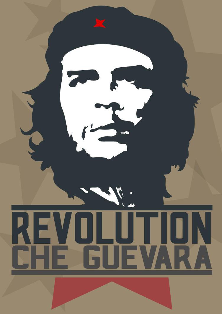 Che - Revolution by lonewolfen