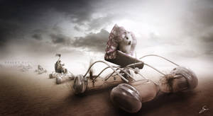 Desert Race by PhSn