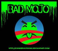 Bad Mojo Obama Logo