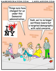 Obama's Supporters cartoon by Conservatoons