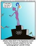 Obama the Olympian